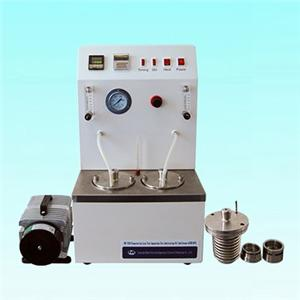 Evaporation Loss Test Apparatus For Lubricating Grease