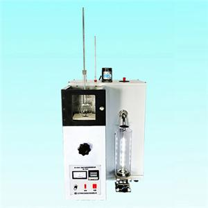 Single Tube Distillation Apparatus For Petroleum Products