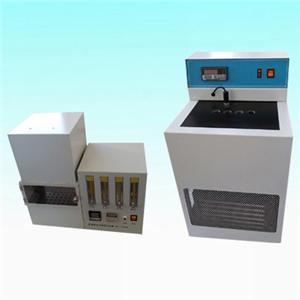 Petroleum Wax Oil Content Analyzer Apparatus