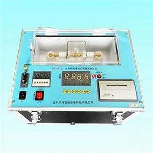 Insulating Oil Dielectric Break Down Test