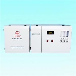 HK-0657 Chemiluminescence Nitrogen Determination Apparatus