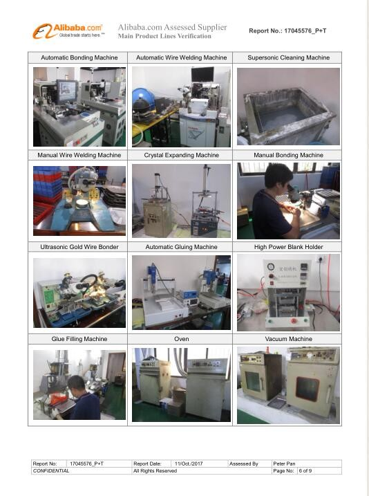 SGS for Factory