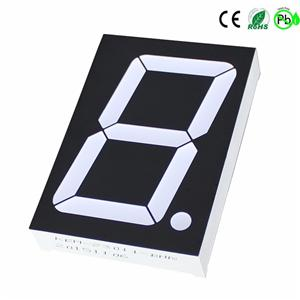 Large 7 Segment Display