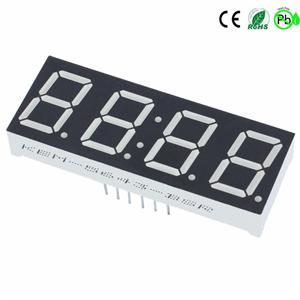 4 Digit 7 Segment Led Display