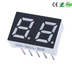 2 Digit 7 Segment Led Display