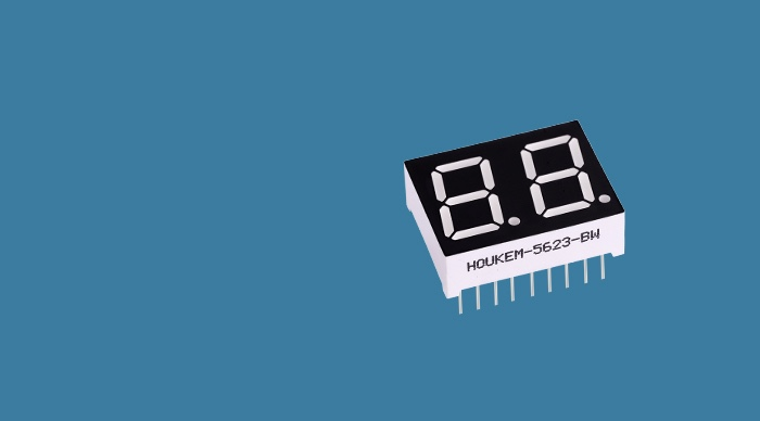 7 Segment LED-display
