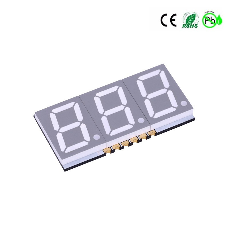 3 Digit 7 Segmen LED Display