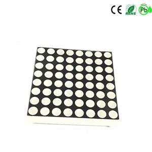 47,8 * 47,8 mm 8x8 zweifarbige LED-Punktmatrix