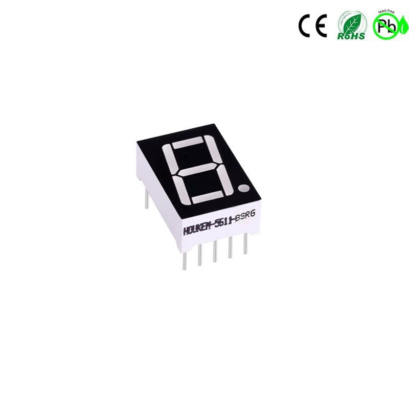 0,56 '''' superrote 1-stellige 7-Segment-LED-Anzeige
