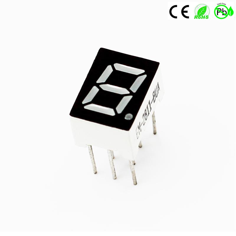 Koop Mini 0,28 inch enkelcijferig 7-segment LED-display 1 cijfer 10PINs. Mini 0,28 inch enkelcijferig 7-segment LED-display 1 cijfer 10PINs Prijzen. Mini 0,28 inch enkelcijferig 7-segment LED-display 1 cijfer 10PINs Brands. Mini 0,28 inch enkelcijferig 7-segment LED-display 1 cijfer 10PINs Fabrikant. Mini 0,28 inch enkelcijferig 7-segment LED-display 1 cijfer 10PINs Quotes. Mini 0,28 inch enkelcijferig 7-segment LED-display 1 cijfer 10PINs Company.