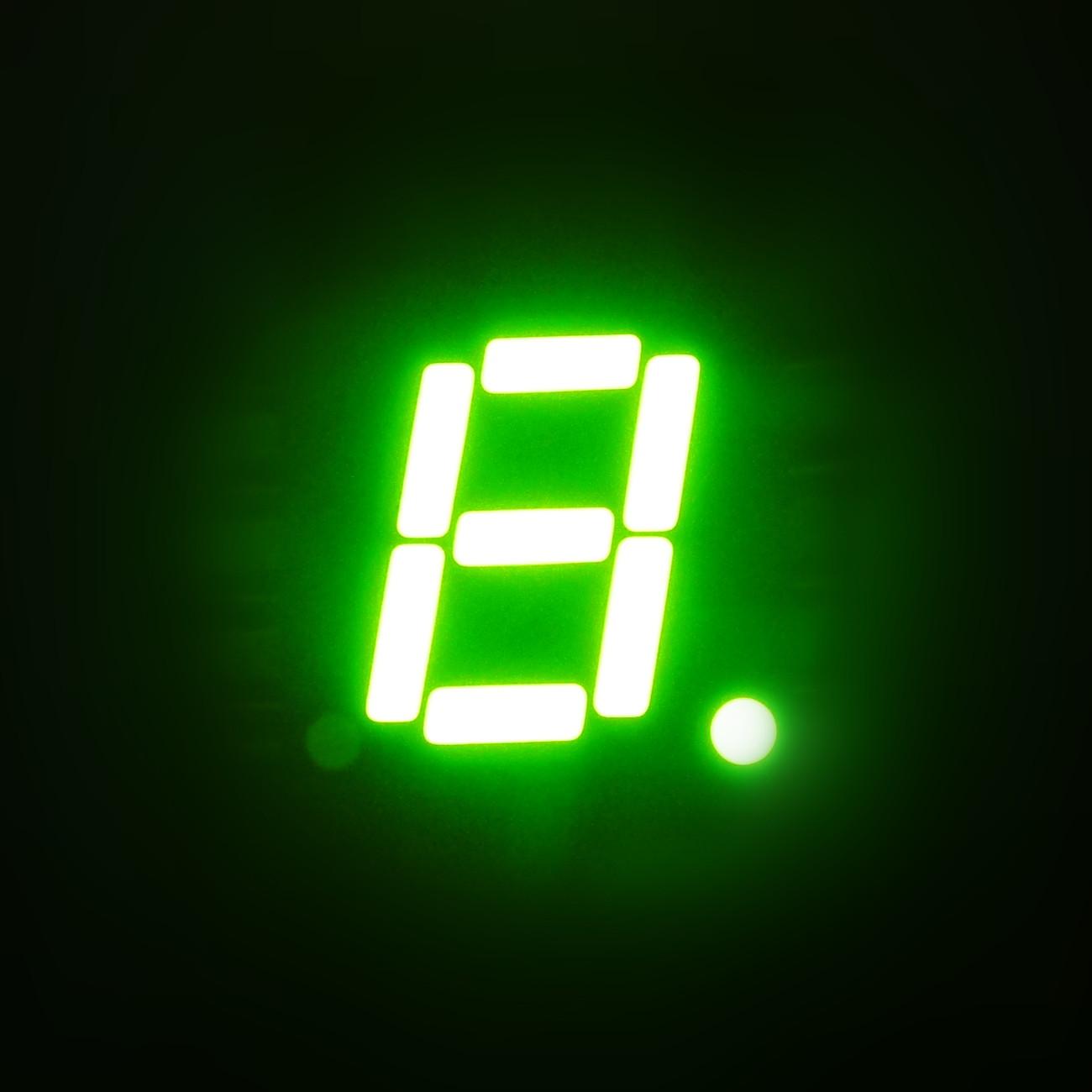 0.32 7 Segment LED Display