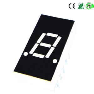Nieuw LED-display met zeven segmenten, enkelcijferig 0,32 inch 1-cijferig LED-display met 7 segmenten
