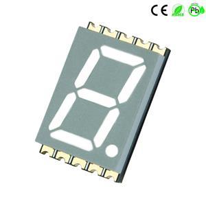 SMD-LED-Anzeige 0,56 Zoll 1-stellige LED 7-Segment-SMD-Anzeige Grün