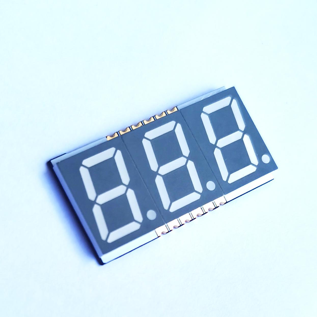 Koop Nieuwe producten SMD drievoudig 0,56 inch 3-cijferig 7-segment SMD LED-display. Nieuwe producten SMD drievoudig 0,56 inch 3-cijferig 7-segment SMD LED-display Prijzen. Nieuwe producten SMD drievoudig 0,56 inch 3-cijferig 7-segment SMD LED-display Brands. Nieuwe producten SMD drievoudig 0,56 inch 3-cijferig 7-segment SMD LED-display Fabrikant. Nieuwe producten SMD drievoudig 0,56 inch 3-cijferig 7-segment SMD LED-display Quotes. Nieuwe producten SMD drievoudig 0,56 inch 3-cijferig 7-segment SMD LED-display Company.