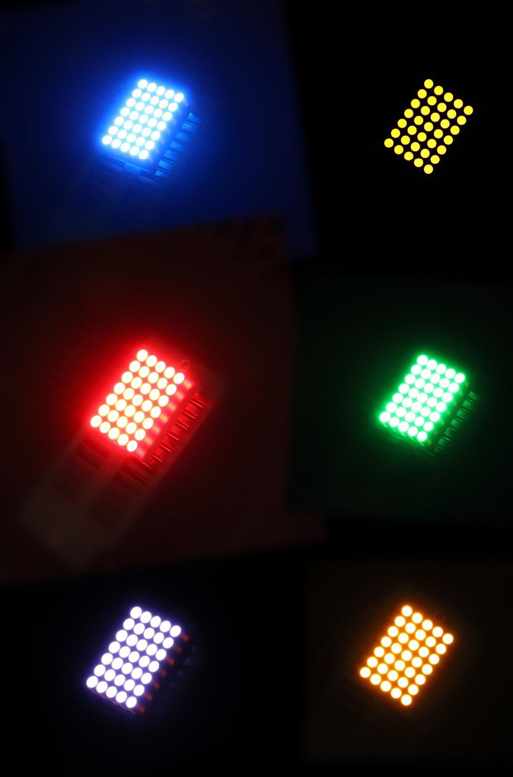 1.9mm led dot matrix