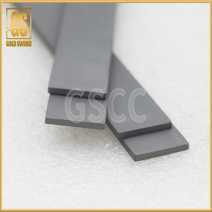 tungsten carbide flat bar
