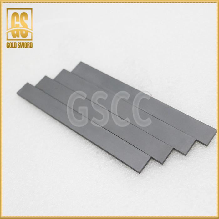 tungsten carbide flat bar blank