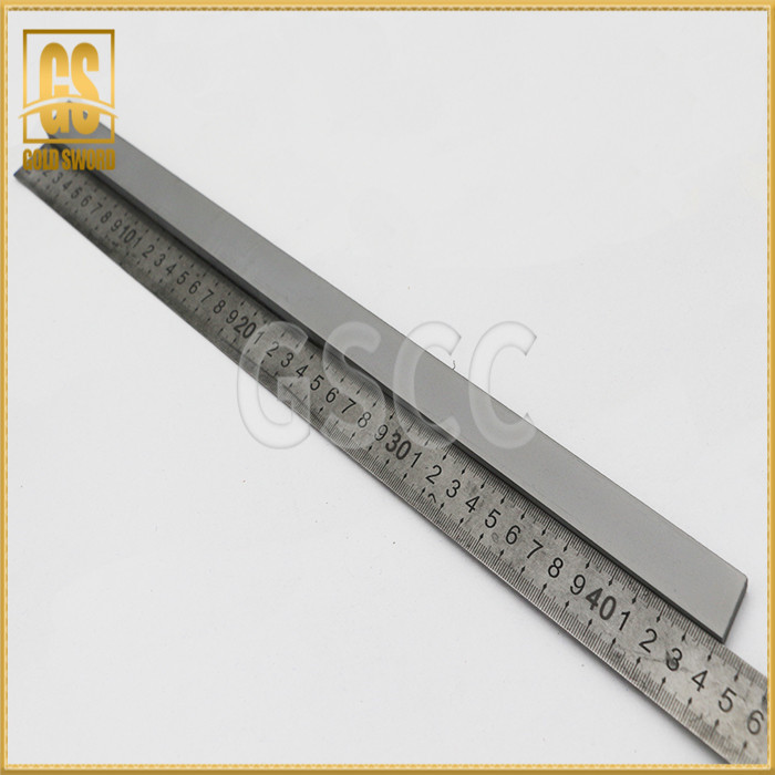 carbide flat bar blank