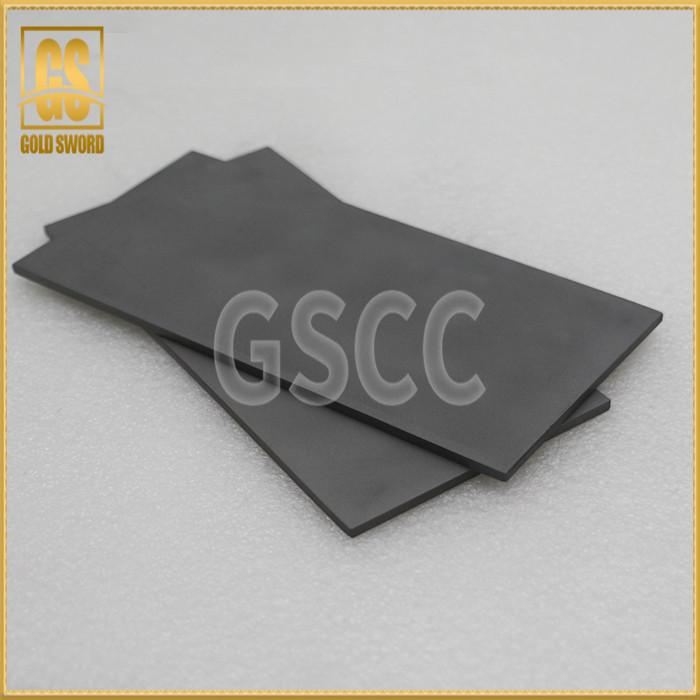 tungsten carbide flat bar blank stock