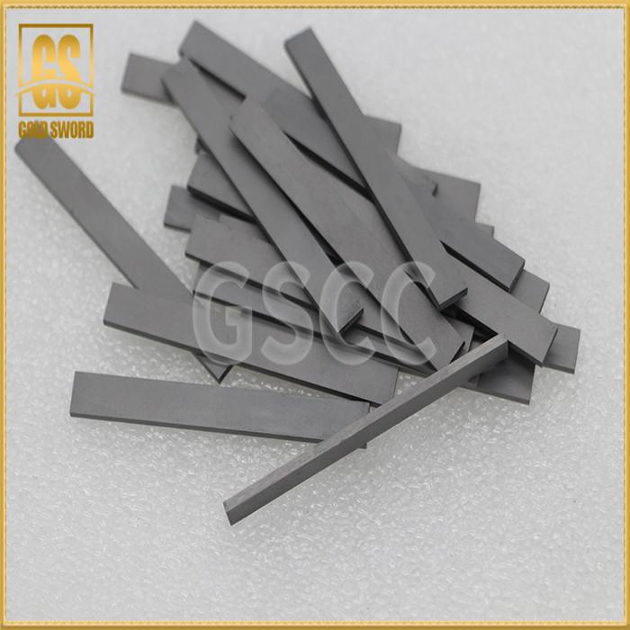 tungsten carbide square bar blank stock