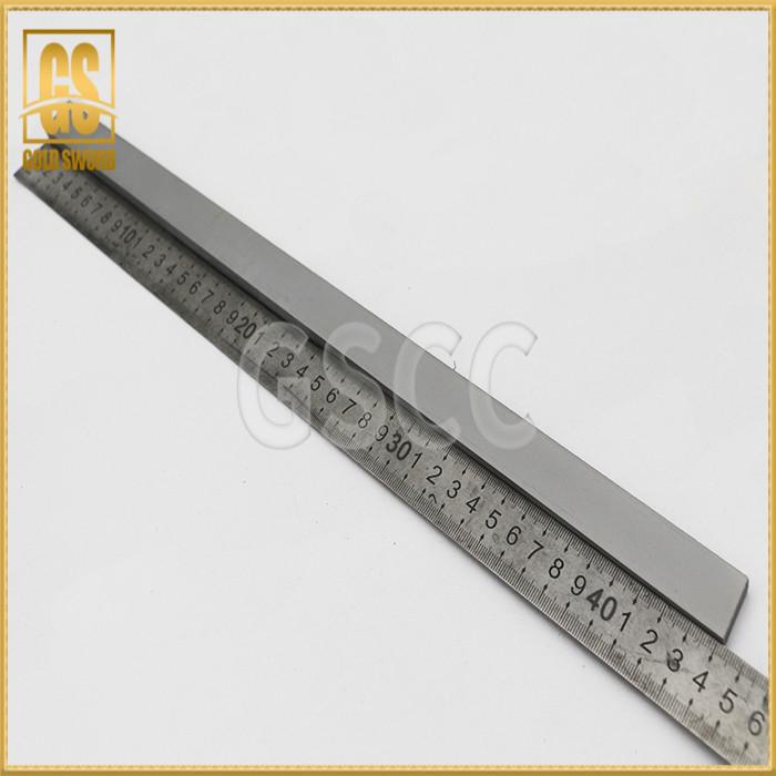 Tungsten Cemented Carbide strips blanks