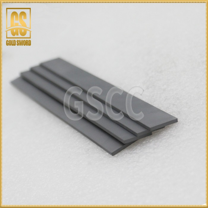 K30 Cemented Carbide Sand Breaking Strips