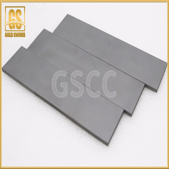 carbide plate with high toughness