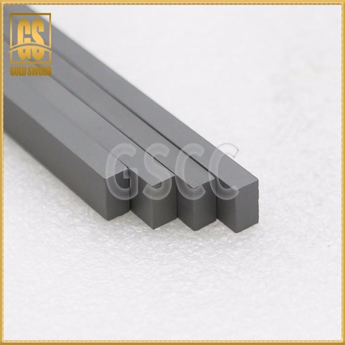 Wear-resistant tungsten steel strips