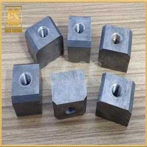 It is used to tie the cutting block of steel bar, cutting block or cutting knife for cutting plastic and chemical fiber。