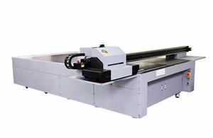 KINGT New Style Large format Printer KGT-LE-2513(G5S) Show on DPES Sign Expo China 2018