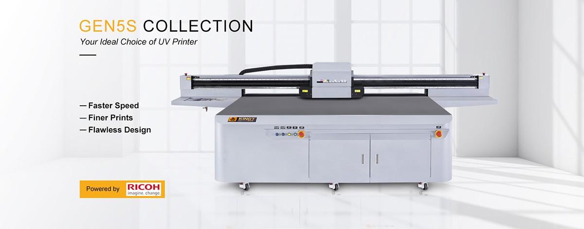 Imprimante à plat grand format