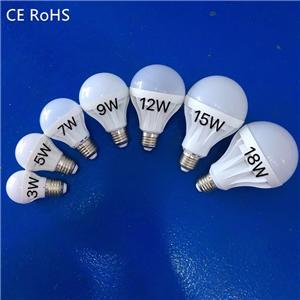 LED Plastic Bulb