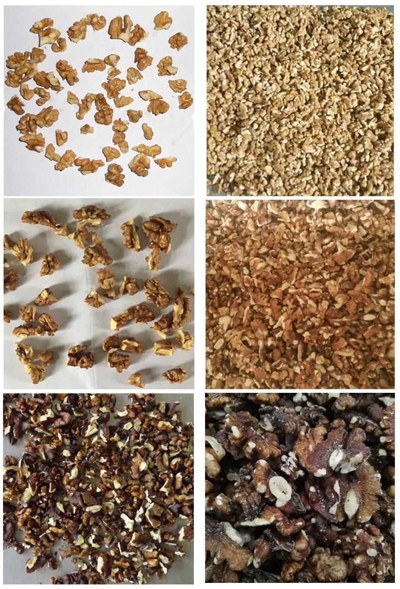 Chinese original raw walnut kernels