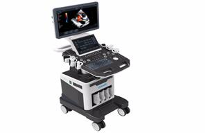 High-end Color Doppler Ultrasound Machine