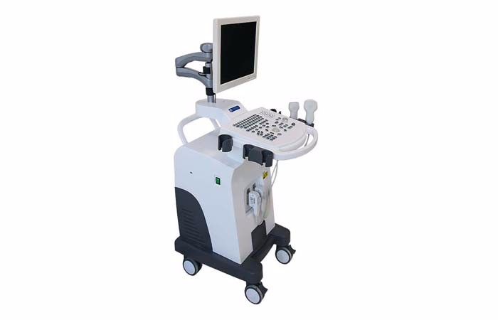 Smart Trolley B/W Ultrasound Equipment