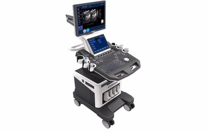 4D Trolley Doppler Ultrasound Machine