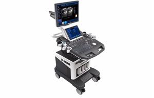 4D Trolley Doppler Ultrasound Machine