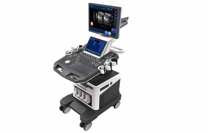 4D Real Time Color Doppler Ultrasound Scanner