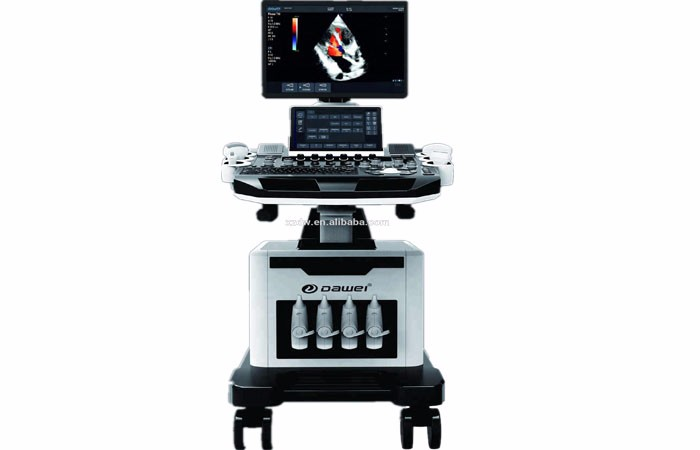 New Model Top Color Doppler Ultrasound Machine