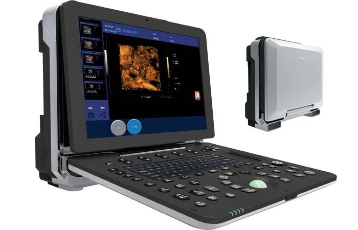DW-P6,Portable Color Doppler 4D Ultrasound scanner