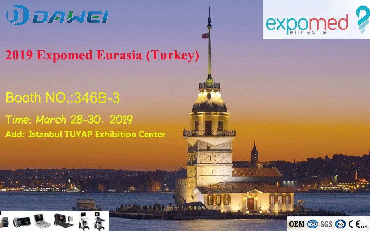 Expomed Eurasia 2019 (Turkey)