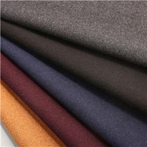 Wool Melton Coat Fabric