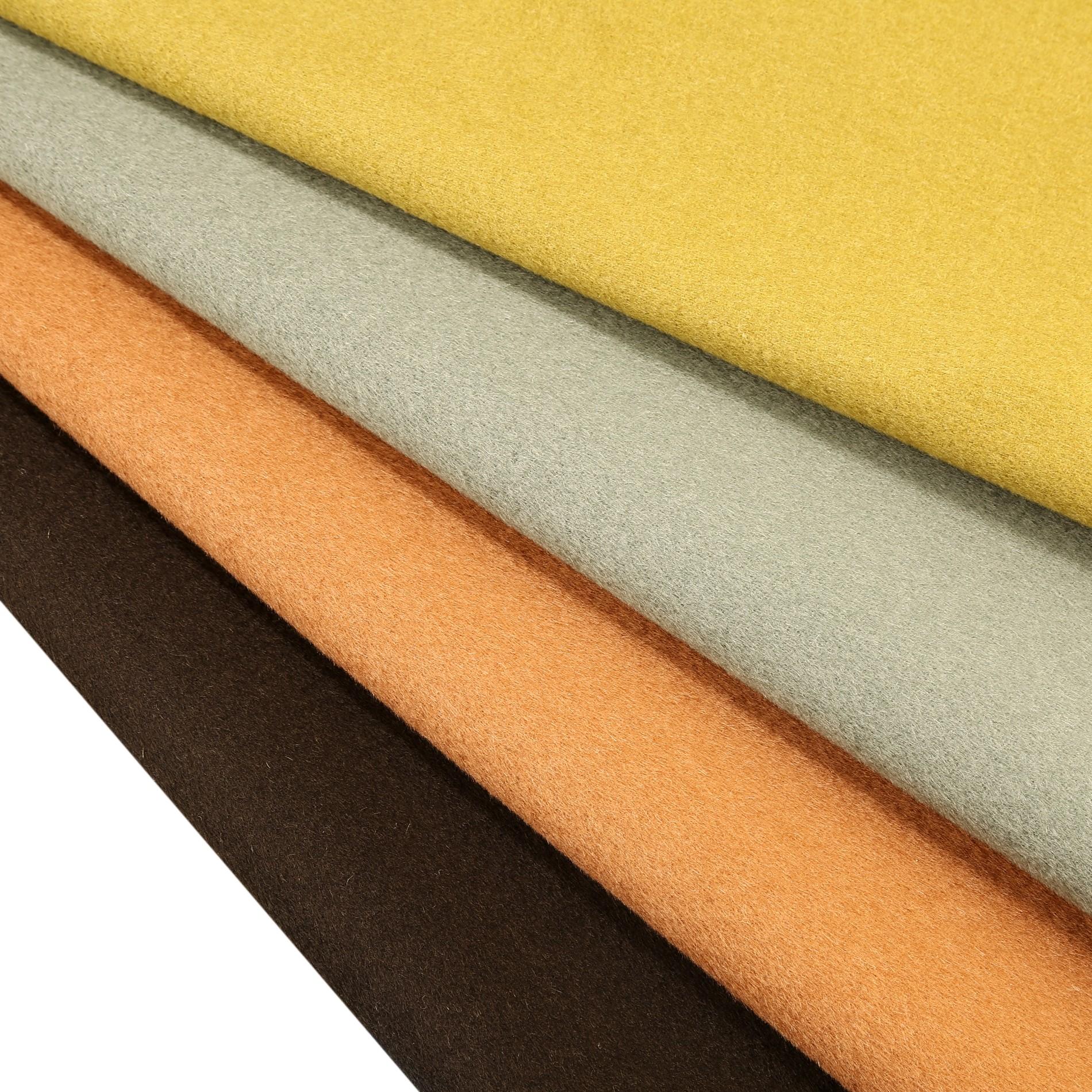 Woolen Overcoating Fabric Colors