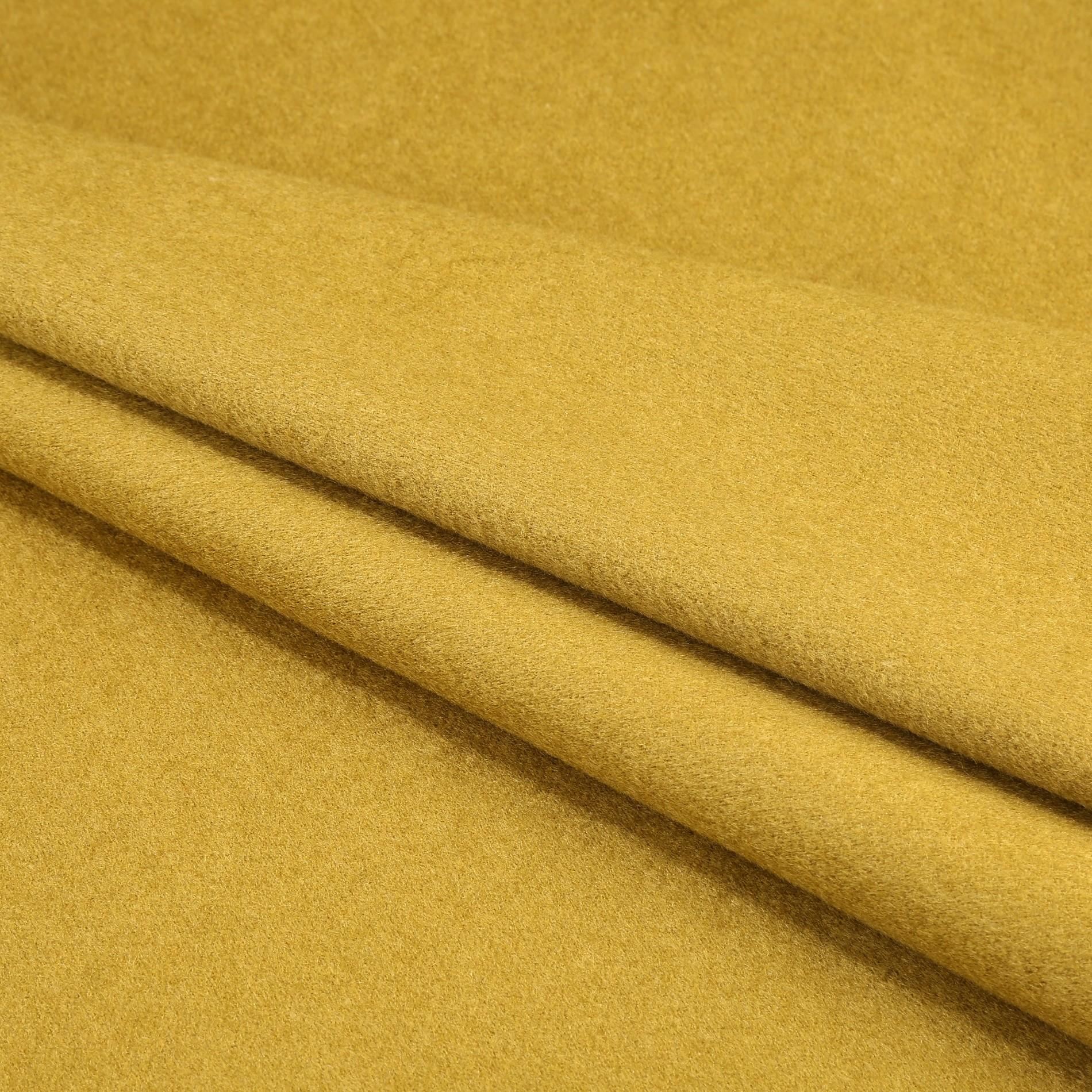 Woolen One Side Overcoat Fabric