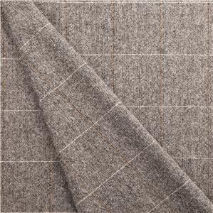 Wool Flannel Trousers Fabric