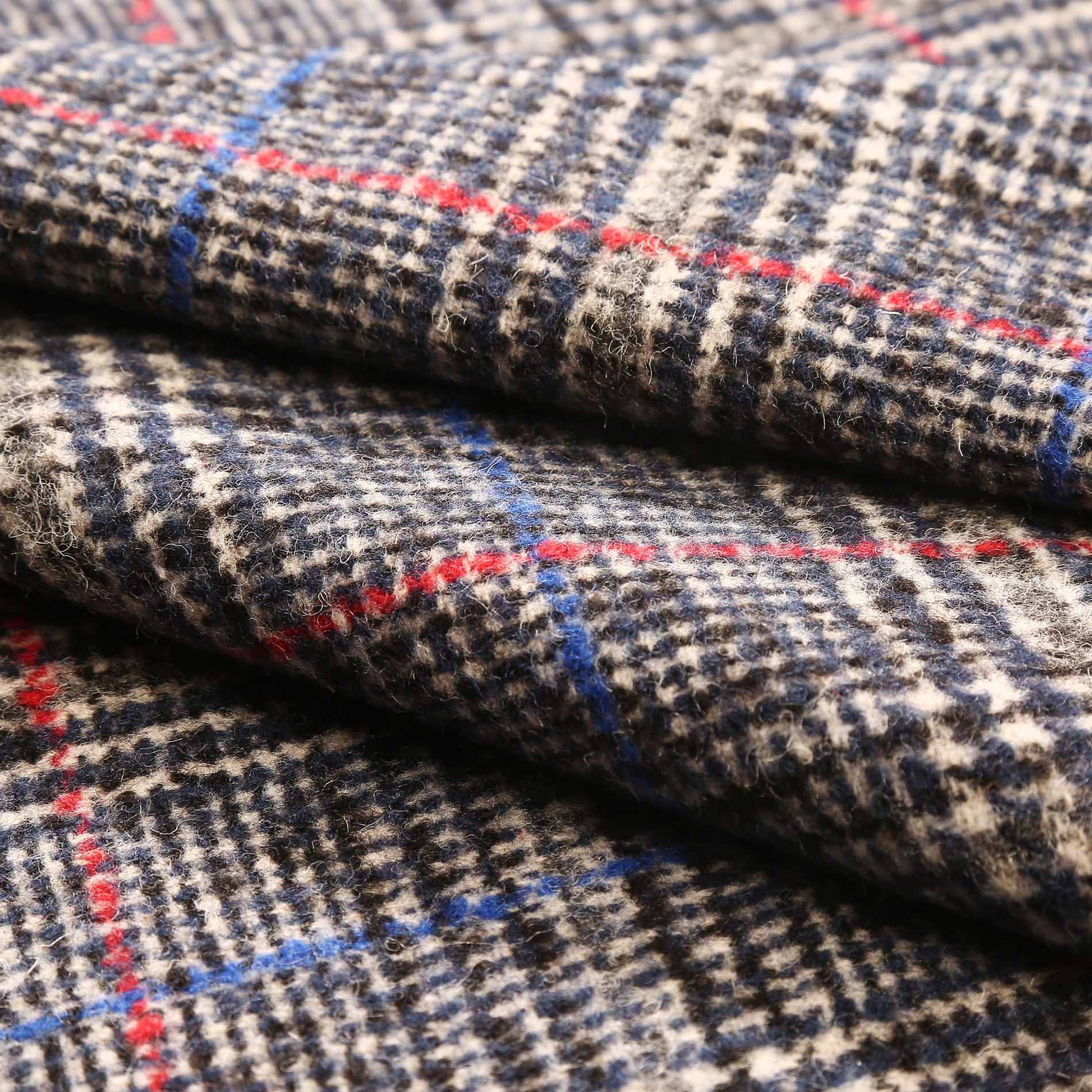 Double Faced Wool Coat Fabrics