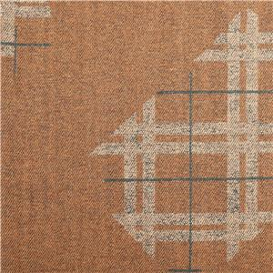 polyester wool heather Fabric