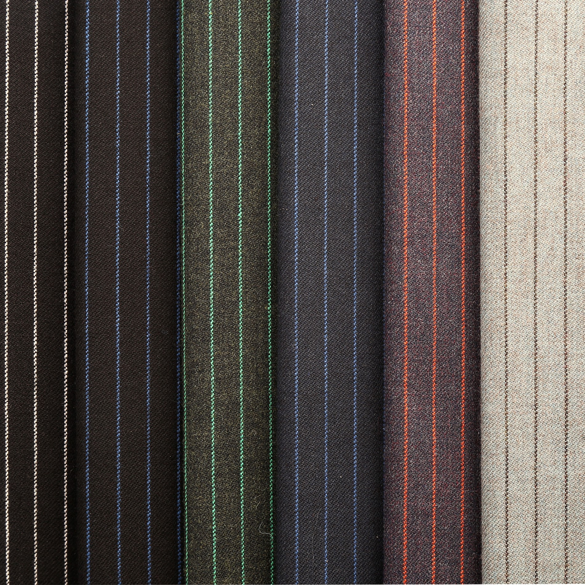 Worsted Fibre Fabric