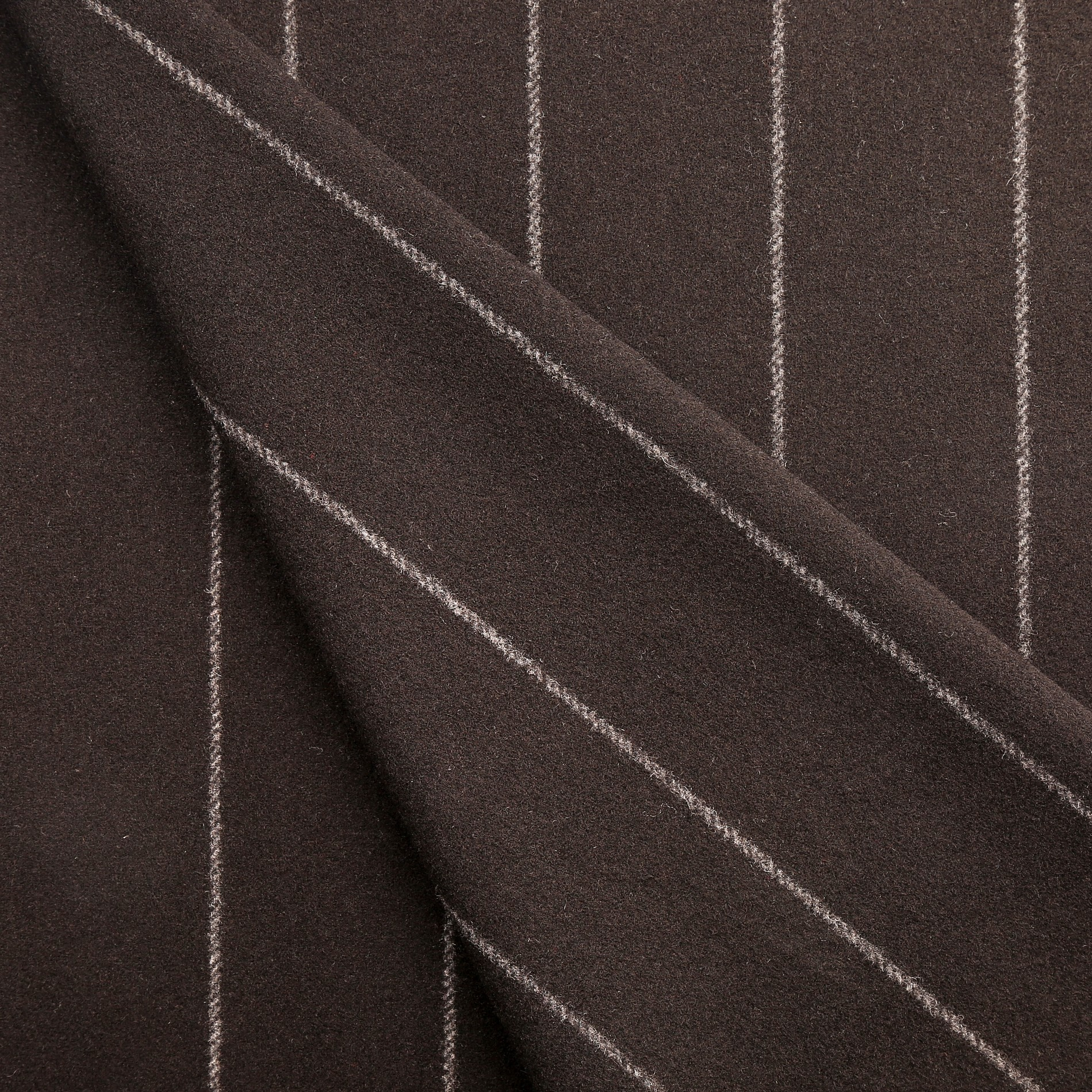 Twilled Worsted Cloth Fabric