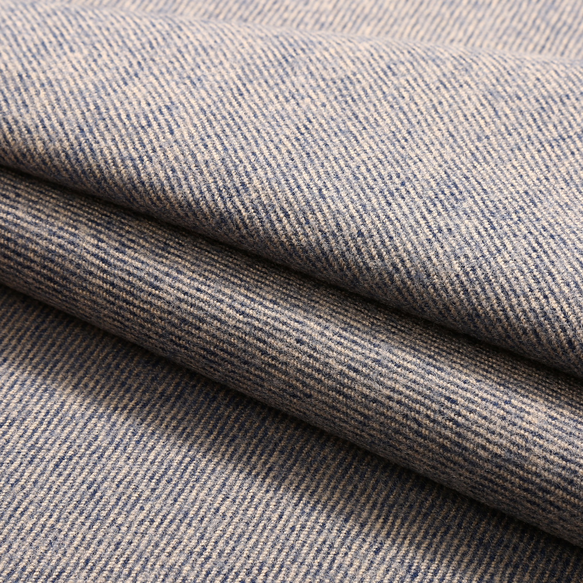 Quality Semi Worsted Wool Fabric